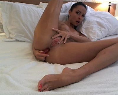 Thumbnail for Adrianna__'s Premium Video ANAL PLAY IN BED