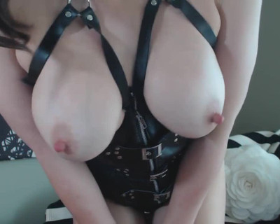 Thumbnail for BROOKESBOOBS's Premium Video Nipple Play