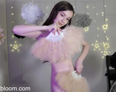 Thumbnail for EmilyBloom's Premium Video Dance with Fans