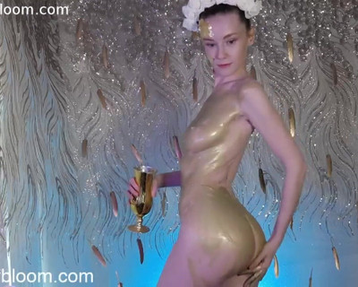 Thumbnail for EmilyBloom's Premium Video Gold Paint