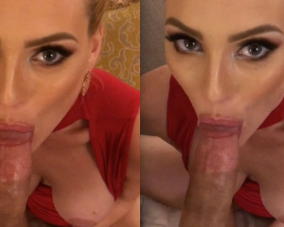 Thumbnail for JennyBlighe's Premium Video Red Dress BlowJob