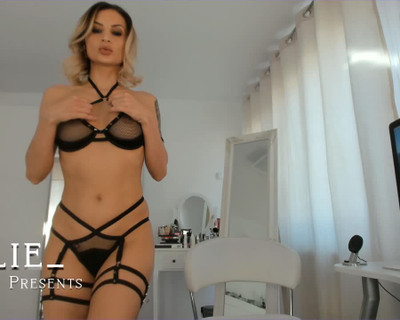 """Thumbnail for Lilie_'s Premium Video 4K Vid – My """"King"""" and I"""