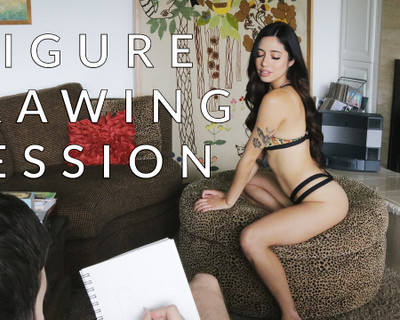 Thumbnail for RobinMae's Premium Video Figure Drawing Session