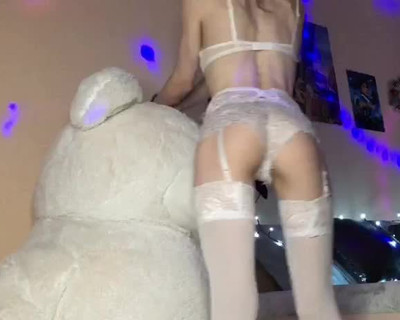 Thumbnail for Sugar_Cheeks's Premium Video White baby and little ass