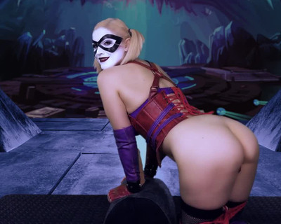 Thumbnail for VeronicaChaos's Premium Video Harley Rides the Bat